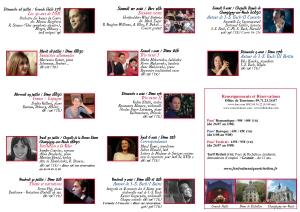 Festival de Richelieu 2015