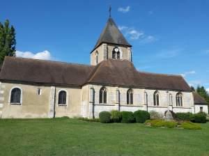 Notre Dame en l'Ile Eglise