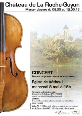 affiche Vetheuil