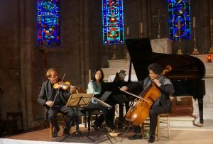 J.Mouillere, H.dautry, Y.kaneko Trio Brahms Vetehuil