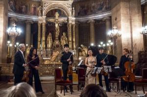 Concert G.Poulet 14 mars 2015