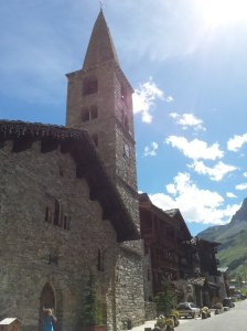 Val d'Isere Eglise